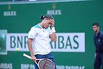 Alexandr Dolgopolov (UKR) loses to Guillermo Garcia Lopez (ESP), 6-1, 7-5