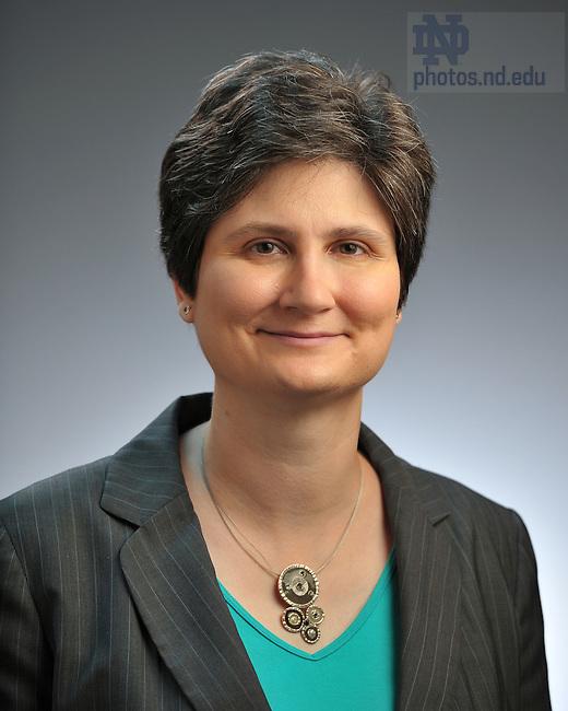 Joanne Clifford..Photo by Matt Cashore/University of Notre Dame