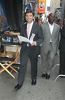 July 23,  2012 George Stephanopoulos host  of Good Morning  America in New York City.Credit:© RW/MediaPunch Inc. /NortePhoto.com*<br />  **CREDITO*OBLIGATORIO** *No*Venta*A*Terceros*<br /> *No*Sale*So*third* ***No*Se*Permite*Hacer Archivo***No*Sale*So*third*©Imagenes*
