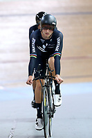 Regan Gough during training, Avantidrome, Home of Cycling, Cambridge, New Zealand, Friday, March 17, 2017. Mandatory Credit: © Dianne Manson/CyclingNZ  **NO ARCHIVING**