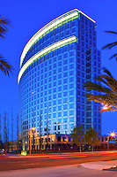The Plaza Tower in Costa Mesa