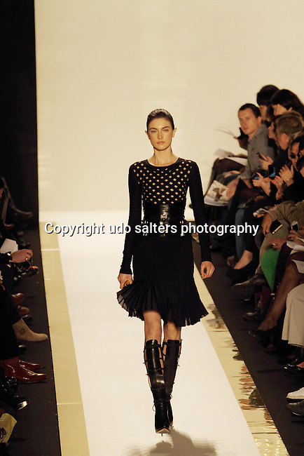 Herve Leger By Max Azria - Runway - Fall 2012 Mercedes-Benz Fashion Week, NY 2/11/12