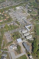 Zentralklinikum: EUROPA, DEUTSCHLAND, SCHLESWIG- HOLSTEIN, LUEBECK, (GERMANY), 21.04.2009: Campus Luebeck, Universitaet, Medizin, Zentralklinikum, Krankenhaus, Universitaet zu Luebeck, Universitaetsklinikum Schleswig-Holstein,Luftbild, Luftaufnahme, Luftansicht.c o p y r i g h t : A U F W I N D - L U F T B I L D E R . de.G e r t r u d - B a e u m e r - S t i e g 1 0 2, 2 1 0 3 5 H a m b u r g , G e r m a n y P h o n e + 4 9 (0) 1 7 1 - 6 8 6 6 0 6 9 E m a i l H w e i 1 @ a o l . c o m w w w . a u f w i n d - l u f t b i l d e r . d e.K o n t o : P o s t b a n k H a m b u r g .B l z : 2 0 0 1 0 0 2 0  K o n t o : 5 8 3 6 5 7 2 0 9.V e r o e f f e n t l i c h u n g n u r m i t H o n o r a r n a c h M F M, N a m e n s n e n n u n g u n d B e l e g e x e m p l a r !.