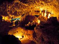 BRB, Barbados, Harrison's Cave - Tropfsteinhoehle | BRB, Barbados, Harrison's Cave