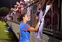 Washington Spirit vs Houston Dash, August 1, 2015