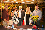 New Vista wine walk fundraiser at Town Square