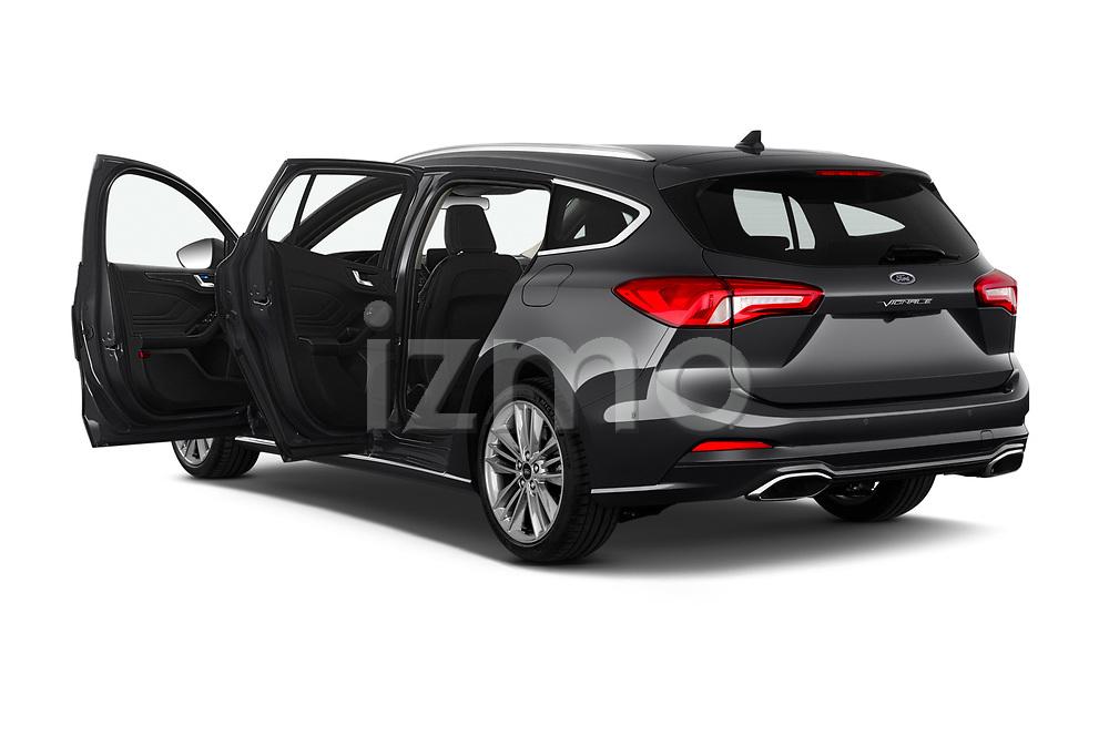 Car images of 2019 Ford Focus-Clipper Vignale 5 Door Wagon Doors
