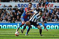 Newcastle United vs Crystal Palace 30-04-16