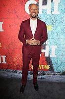 03 January 2018 - Los Angeles, California - Common. Showtime's &quot;The Chi&quot; Los Angeles Premiere held at Downtown Independent.     <br /> CAP/ADM/FS<br /> &copy;FS/ADM/Capital Pictures