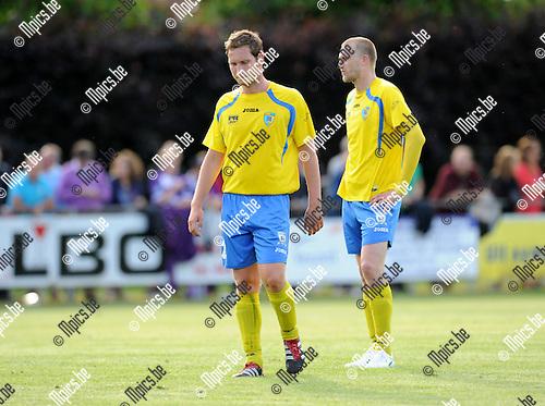 2012-06-23 / Voetbal / seizoen 2012-2013 / KFCO Wilrijk / Maarten Ilegems..Foto: Mpics.be