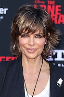 ANAHEIM, CA - JUNE 22: Lisa Rinna attends The World Premiere of Disney/Jerry Bruckheimer Films' 'The Lone Ranger' at Disney California Adventure Park on June 22, 2013 in Anaheim, California. (Photo by Celebrity Monitor)