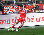 08.03.2019, Stadion an der Wuhlheide, Berlin, GER, 2.FBL, 1.FC UNION BERLIN  VS. FC Ingolstadt 04, <br /> DFL  regulations prohibit any use of photographs as image sequences and/or quasi-video<br /> im Bild Christopher Trimmel (1.FC Union Berlin #28)<br /> <br />      <br /> Foto &copy; nordphoto / Engler