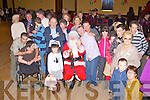 Santa made a special trip to the Listowel Arms Hotel on Sunday for the faith and light annual dance run by Kerry Parents and Friends Association.   Copyright Kerry's Eye 2008