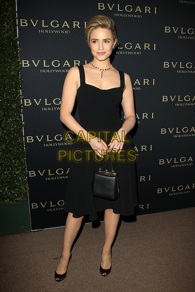 West Hollywood, CA - FEBRUARY 25: Dianna Agron Attending BVLGARI Presents &quot;Decades Of Glamour&quot;, Held at Soho House California on February 25, 2014. Photo Credit:Sadou/UPA/MediaPunch<br /> CAP/MPI/SAD/UPA<br /> &copy;Sadou/UPA/MediaPunch/Capital Pictures