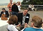 Dan VanBenthuysen seen attending the Newsday Family Reunion at the Pavillion at Sunken Meadow State Park in Kings Park, NY,  on Thursday August 12, 2010. Photo © Jim Peppler 2010.