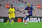 League Santander 2017/2018 - Game: 7.<br /> FC Barcelona vs UD Las Palmas: 3-0.<br /> Jonathan Viera vs Ivan Rakitic.