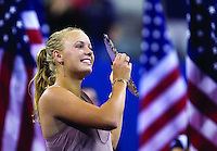 Caroline Wozniacki..International Tennis ..Frey,  Advantage Media Network, Barry House, 20-22 Worple Road, London, SW19 4DH