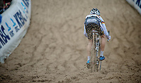 Superprestige Zonhoven 2013<br /> <br /> Philipp Walsleben (DEU) descending