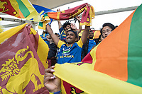 Plenty of cheer as the fans enjoyed their day out at Sophia Gardens during Afghanistan vs Sri Lanka, ICC World Cup Cricket at Sophia Gardens Cardiff on 4th June 2019