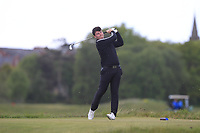 Tom Sloman (Taunton & Pickeridge) on the 5th tee during Round 3 of the Lytham Trophy, held at Royal Lytham & St. Anne's, Lytham, Lancashire, England. 05/05/19<br /> <br /> Picture: Thos Caffrey / Golffile<br /> <br /> All photos usage must carry mandatory copyright credit (© Golffile | Thos Caffrey)