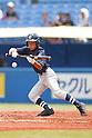 Tomoki Morita, AUGUST 4, 2015 - Baseball : All Japan Little-Senior Baseball Championship final match between Omiya senior 7-3 Edogawa Chuo senior at Jingu stadium in Tokyo, Japan. (Photo by Yusuke Nakanishi/AFLO SPORT)