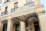 Casa Don Fernando hotel, Caceres, Extremadura, Spain