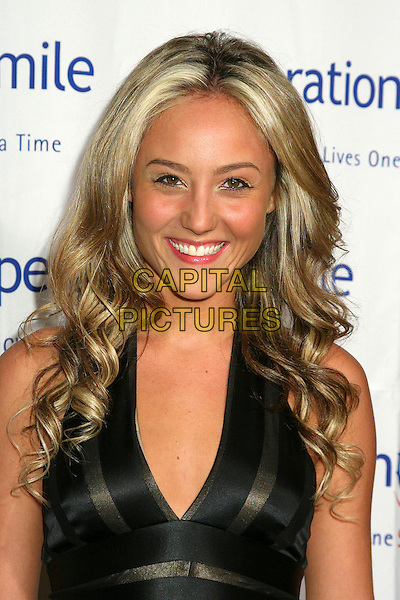 LAUREN C. MAYHEW.5th Annual Operation Smile Gala at the Regent Beverly Wilshire Hotel, Beverly Hills, California, USA..September 21st, 2006.Ref: ADM/BP.headshot portrait.www.capitalpictures.com.sales@capitalpictures.com.©Byron Purvis/AdMedia/Capital Pictures.