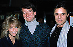 Heather Locklear, Gordon Thompson and Michael Nader ( Dynasty ) Promoting the new Dynasty Book at Barnes and Noble in New York City.<br />