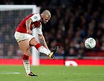 Arsenal's Jack Wilshere in action during the Carabao Cup Third Round match at the Emirates Stadium, London. Picture date 20th September 2017. Picture credit should read: David Klein/Sportimage