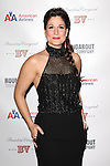 Stephanie J. Block attending the Broadway Opening Night Performance after party for 'The Mystery of Edwin Drood' at Studio 54 in New York City on 11/13/2012