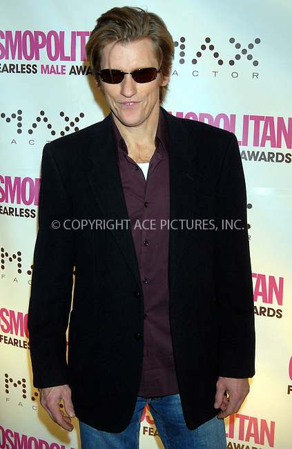 WWW.ACEPIXS.COM . . . . . ....January 22nd, 2007, New York City. ....Denis Leary attends the Cosmopolitan Magazine Honoring Nick Lachey as Fun Fearless Man of the Year at Cipriani. ......Please byline: KRISTIN CALLAHAN - ACEPIXS.COM.. . . . . . ..Ace Pictures, Inc:  ..(212) 243-8787 or (646) 769 0430..e-mail: info@acepixs.com..web: http://www.acepixs.com