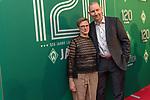 04.02.2019, Dorint Park Hotel Bremen, Bremen, GER, 1.FBL, 120 Jahre SV Werder Bremen - Gala-Dinner<br /> <br /> im Bild<br />  Dieter Eilts mit Ehefrau <br /> <br /> Der Fussballverein SV Werder Bremen feiert am heutigen 04. Februar 2019 sein 120-jähriges Bestehen. Im Park Hotel Bremen findet anläßlich des Jubiläums ein Galadinner statt. <br /> <br /> Foto © nordphoto / Ewert