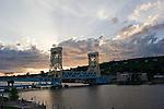Portage Lake Lift Bridge 50th Anniversary