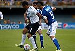 Millonarios igualó 0-0 ante Deportivo Cali. Fecha 5 Liga Águila II-2018.