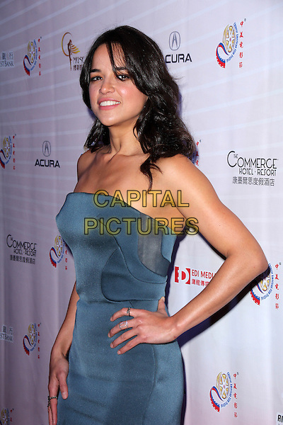 HOLLYWOOD, CA - NOVEMBER 3: Michelle Rodriguez at the Opening Night of the 11th Annual Chinese American Film Festival at the Ricardo Montalban Theater in Hollywood, California on November 3, 2015. <br /> CAP/MPI//DE<br /> &copy;DE/MPI/Capital Pictures
