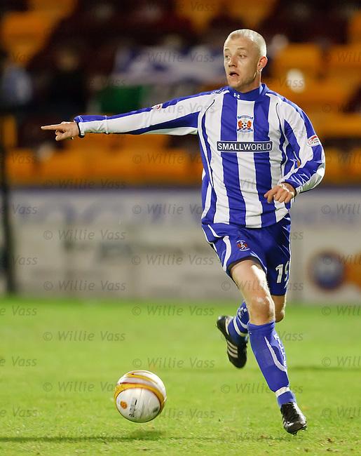 Gavin Skelton, Kilmarnock