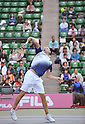 Mardy Fish (USA), October 3, 2011 - Tennis : Men's Singles at Rakuten Japan Open Tennis Championships in Tokyo, Japan. (Photo by Atsushi Tomura/AFLO SPORT) [1035]