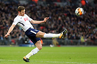Jan Vertonghen of Tottenham during Tottenham Hotspur vs AFC Wimbledon, Emirates FA Cup Football at Wembley Stadium on 7th January 2018