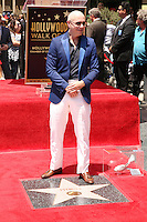 HOLLYWOOD, CA - JULY 15: Pitbull receives star at the Hollywood Walk of Fame in Hollywood, California on July 15, 2016. Credit: David Edwards/MediaPunch