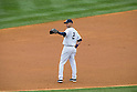 Derek Jeter (Yankees),<br /> APRIL 7, 2014 - MLB :<br /> Derek Jeter of the New York Yankees during the Yankees home opener against the Baltimore Orioles at Yankee Stadium in Bronx, New York, United States. (Photo by Thomas Anderson/AFLO) (JAPANESE NEWSPAPER OUT)