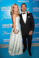 NEW YORK, NY - NOVEMBER 27: Kelly Ripa and Mark Consuelos attend the Unicef SnowFlake Ball at Cipriani 42nd Street on November 27, 2012 in New York City. © Diego Corredor/MediaPunch Inc. /NortePhoto