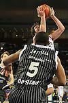 MADRID, Spain (19/01/11). Euroliga de baloncesto. Partido 1 del top 16, grupo G. Euroleague Basketball, Game 1 Top 16, Group G. Real Madrid vs Partizan MT:S..Sergio Llull...©Raul Perez .