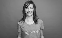 Airbnb corporate portraits