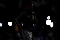 Cristiano Ronaldo of Juventus warms up ahead the Uefa Champions League 2018/2019 round of 16 second leg football match between Juventus and Atletico Madrid at Juventus stadium, Turin, March, 12, 2019 <br />  Foto Andrea Staccioli / Insidefoto