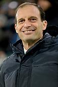 2nd February 2019, Allianz Stadium, Turin, Italy; Serie A football, Juventus versus Parma; Max Allegri the coach of Juventus