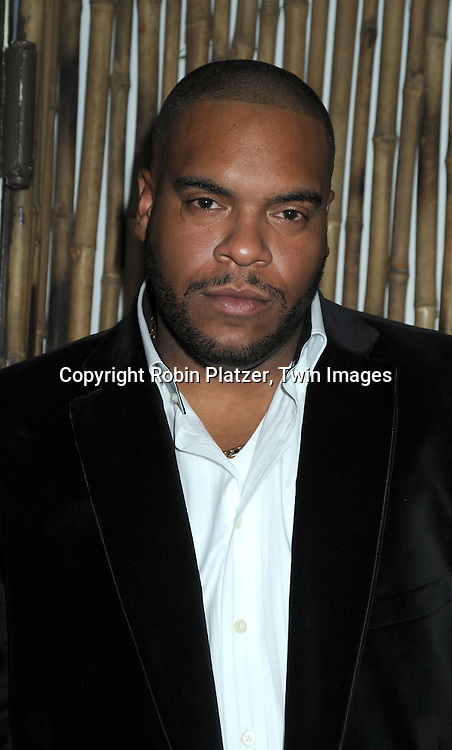 actor Sean Ringgold of One Life to Live
