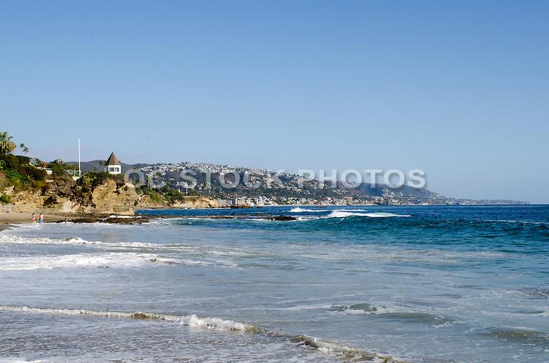 Ocean View Homes on the Coast of Laguna Beach