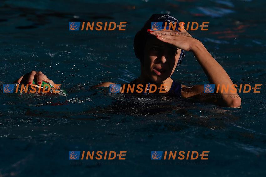 Arianna Garibotti Ekipe <br /> Roma 06/01/2019 Centro Federale  <br /> Final Six Pallanuoto Donne Coppa Italia <br /> Plebiscito Padova - Ekpe Orizzonte Catania Finale 3-4 posto<br /> Foto Andrea Staccioli/Deepbluemedia/Insidefoto