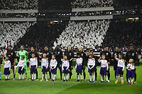 Eintracht Frankfurt - 02.05.2019: Eintracht Frankfurt vs. Chelsea FC London, UEFA Europa League, Halbfinale Hinspiel, Commerzbank Arena DISCLAIMER: DFL regulations prohibit any use of photographs as image sequences and/or quasi-video.