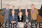 Members of the Kerry Law Socity who welcomed the Chief Jutice John Murray and the president of the High Court Richard Johnson to the Station House on Tuesday evening. .Chief Justice John Murray, Miriam McGillcuddy(Mayor of Tralee),Richard Johnson(President of The High Court).Back Judge James O'Donoghue, Matt Breslin(President of the Kerry Law Socity), Judge Gerard Griffin, Judge Carol Moran, John Galvin(Chairman of the Kerry Law Socity).. Copyright Kerry's Eye 2008